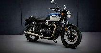 Motorrad Mieten & Roller Mieten TRIUMPH Bonneville T100 900 (Retro)