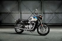 Motorrad Mieten & Roller Mieten TRIUMPH Bonneville T120 1200 ABS (Retro)