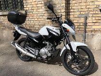 Motorrad kaufen Occasion YAMAHA YBR 125 (touring)