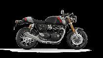 Motorrad Mieten & Roller Mieten TRIUMPH Thruxton 1200 RS (Retro)