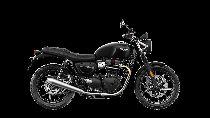 Motorrad Mieten & Roller Mieten TRIUMPH Street Twin 900 (Retro)