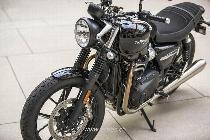 Motorrad kaufen Occasion TRIUMPH Street Twin 900 (retro)