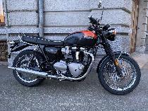 Motorrad kaufen Occasion TRIUMPH Bonneville T120 1200 (retro)