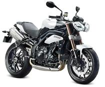 Motorrad Mieten & Roller Mieten TRIUMPH Speed Triple 1050 (Naked)