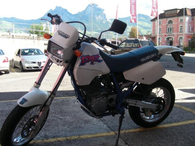 Motorrad kaufen SUZUKI DR 350 S Occasion