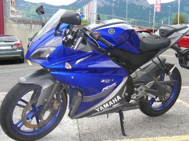 Motorrad kaufen YAMAHA YZF-R125 Occasion