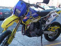 Motorrad kaufen Occasion SUZUKI DR-Z 400 SM (supermoto)