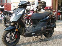 Motorrad kaufen Occasion SYM Jet Euro X 50 (roller)