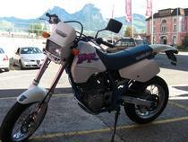 Motorrad kaufen Occasion SUZUKI DR 350 S (enduro)