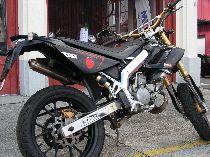 Motorrad kaufen Occasion DERBI Senda 50 DRD SM RLim (supermoto)