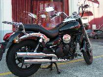 Motorrad kaufen Occasion DAELIM VL 250 Daystar (custom)