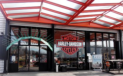 Harley-Davidson Lausanne Morges