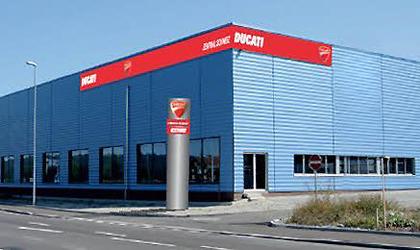 Job  Ducati Zentralschweiz Desmoto AG, Perlen