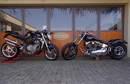 All Bike Customs GmbH Grosswangen