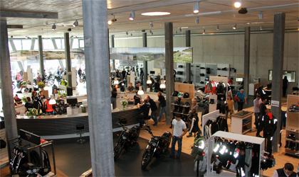 Job  Arrigoni Sport GmbH Motorradcenter Züri-Süd, Adliswil