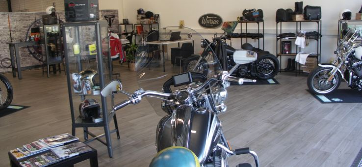 Custom Garage American Motorcycles Sagl