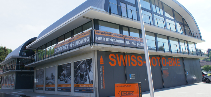 Job  SWISS-MOTO-BIKE AG , Seewen