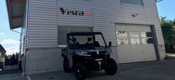 Job  Vesra GmbH , Altnau