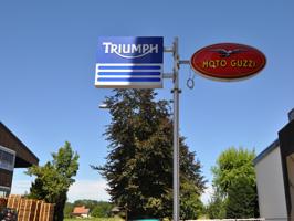 Job  Mäge Motos GmbH Triumph Frauenfeld, Frauenfeld
