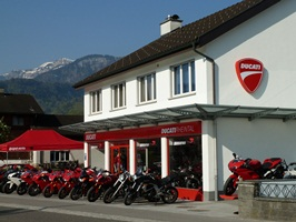 Baumgartner Motos GmbH Oberriet