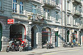 Motocenter Tondon Luzern