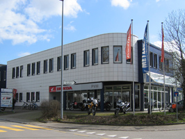 Job  TMF 2-Rad-Center GmbH , Frauenfeld