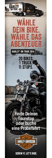 HarleyDavidsonOnTour2014