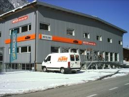 Job  Motos Roland Frey , Mülenen