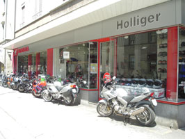 Holliger Honda-Center AG Zürich