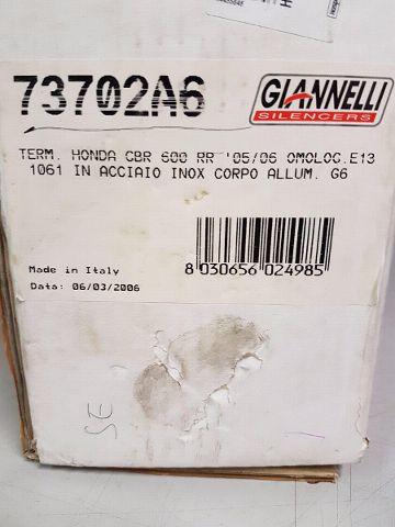 HONDA CBR 600 RR  Auspuff