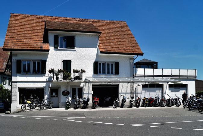 Job  Schumacher-Bikes 2-Rad Werkstatt, Dintikon